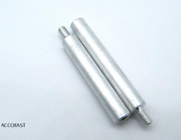 6-32 Aluminum round standoffs