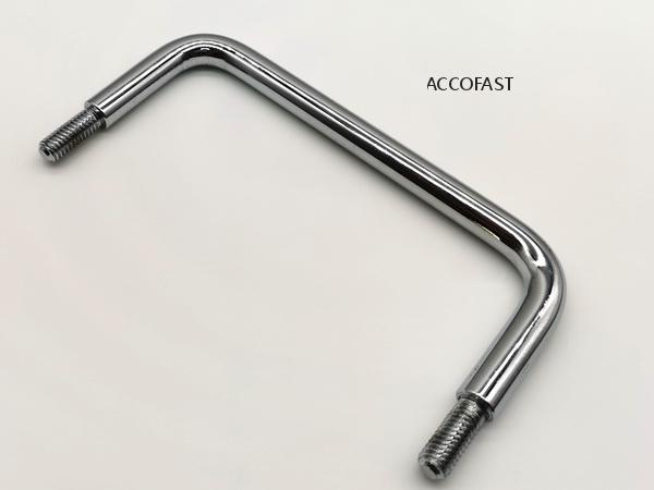 External threaded handles