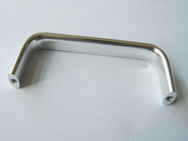 aluminum interncal threaded oval handles