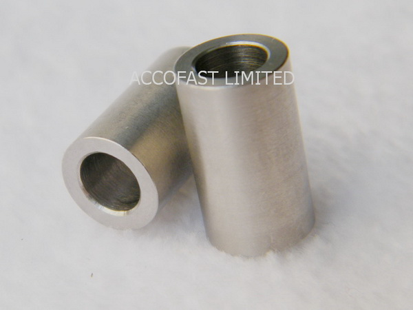 Round stainless steel  spacers